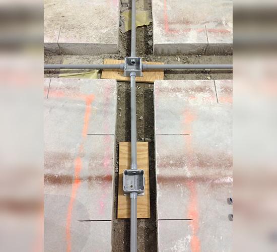 Floor Wire Installation 1